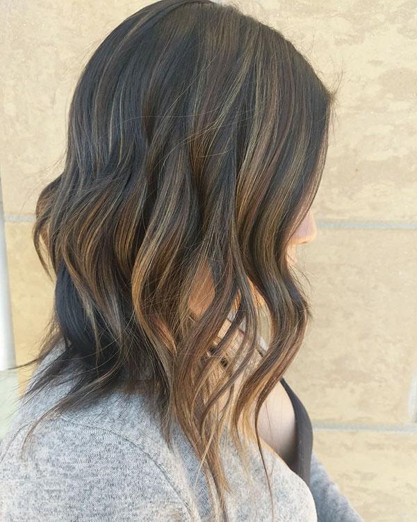 Female Medium Hair Images