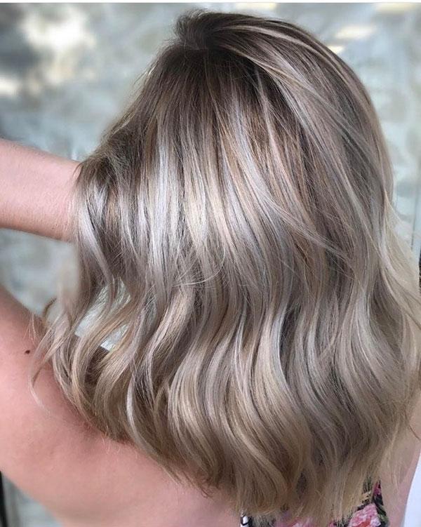 Medium Ash Haircuts