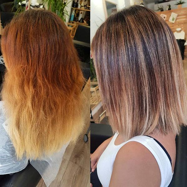 Pics Of Medium Straight Hairstyles
