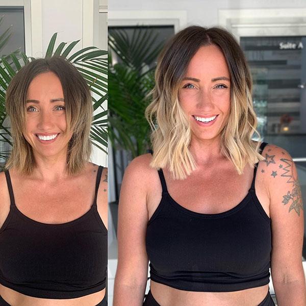 Hairstyles For Sexy Medium Hair