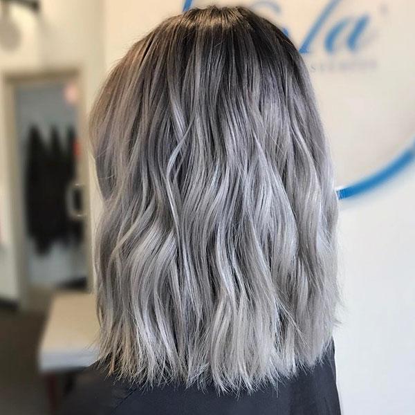 Medium Ash Hair For Women