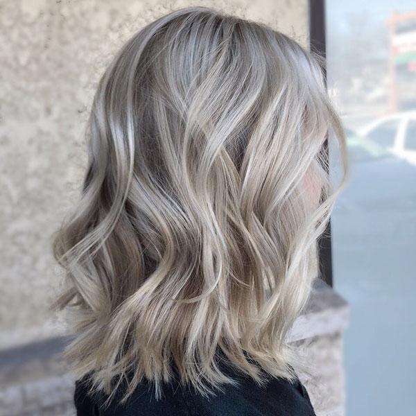 Newest Medium Ash Hairstyles