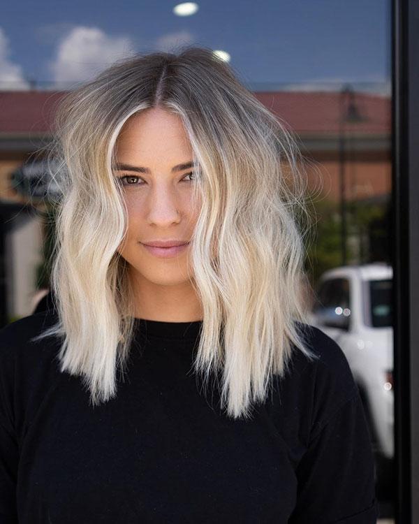 Sexy Medium Hairstyles