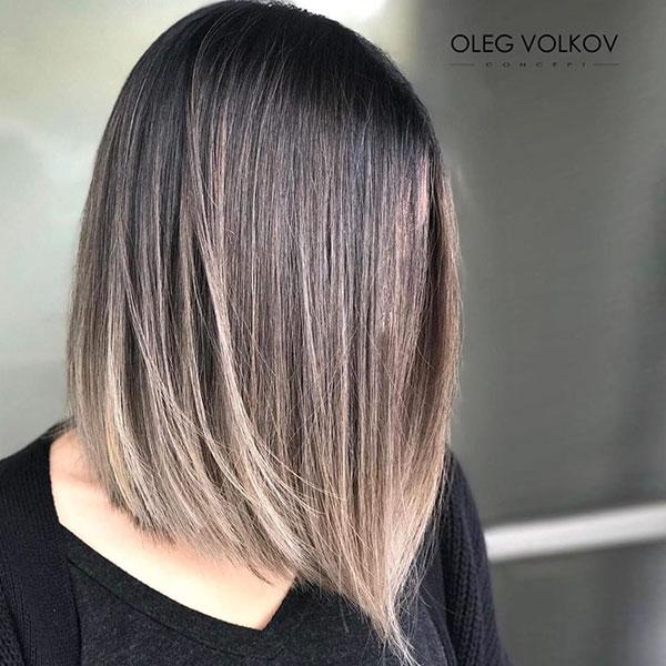 Medium Ash Hairstyles