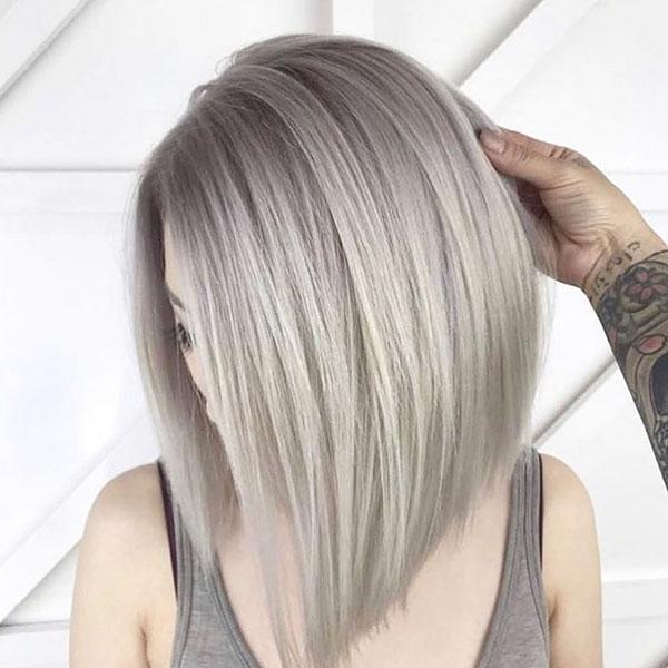 Hairstyles For Medium Ash Hair