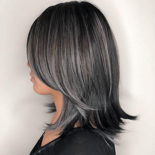 Female Medium Haircut Ideas