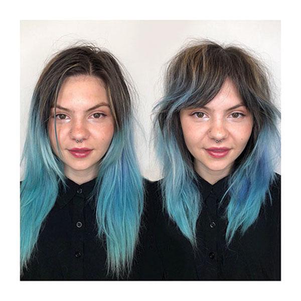 Haircuts For Medium Hair With Bangs