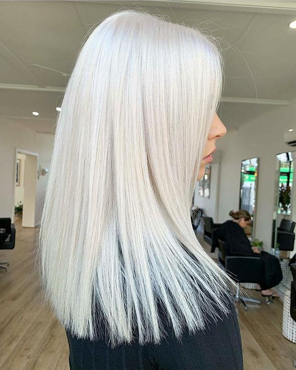 Cool Medium Blonde Hair