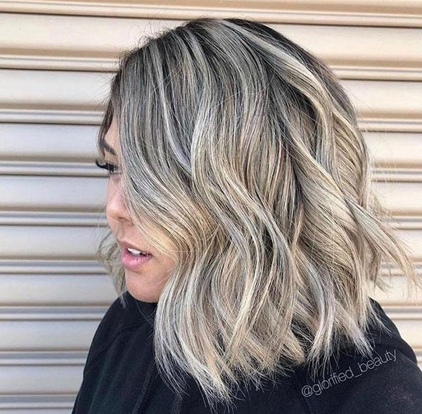Medium Ash Hair Ideas