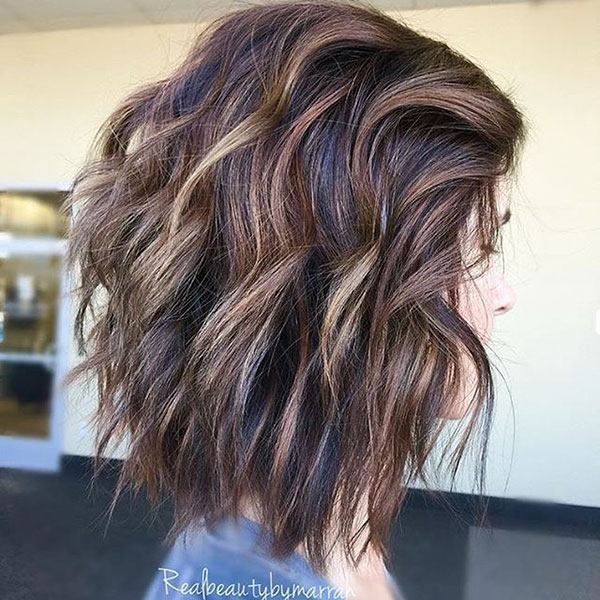 Easy Hairstyles For Medium Thick Wavy Hair