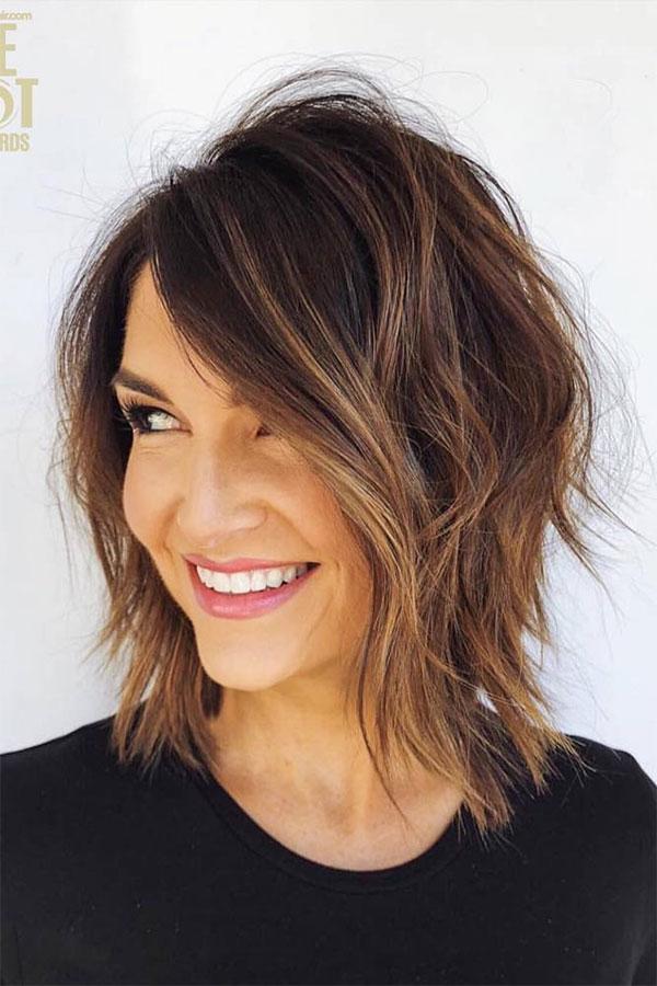 Haircuts For Cute Medium Hair
