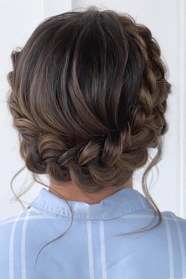 Cute Braided Hairstyles For Medium Hair 2021