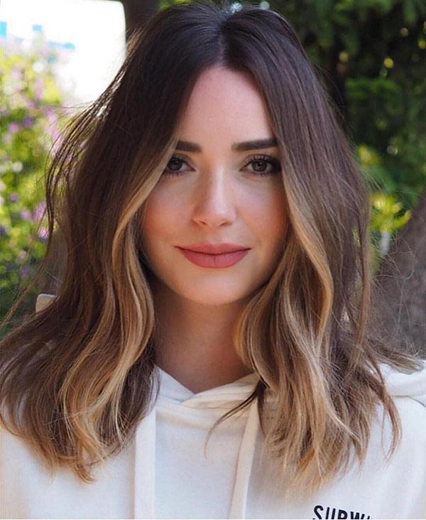 Cute Medium Haircuts 2021