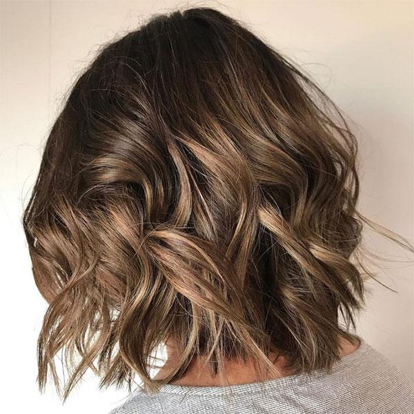 Ombre Ideas For Medium Brown Hair