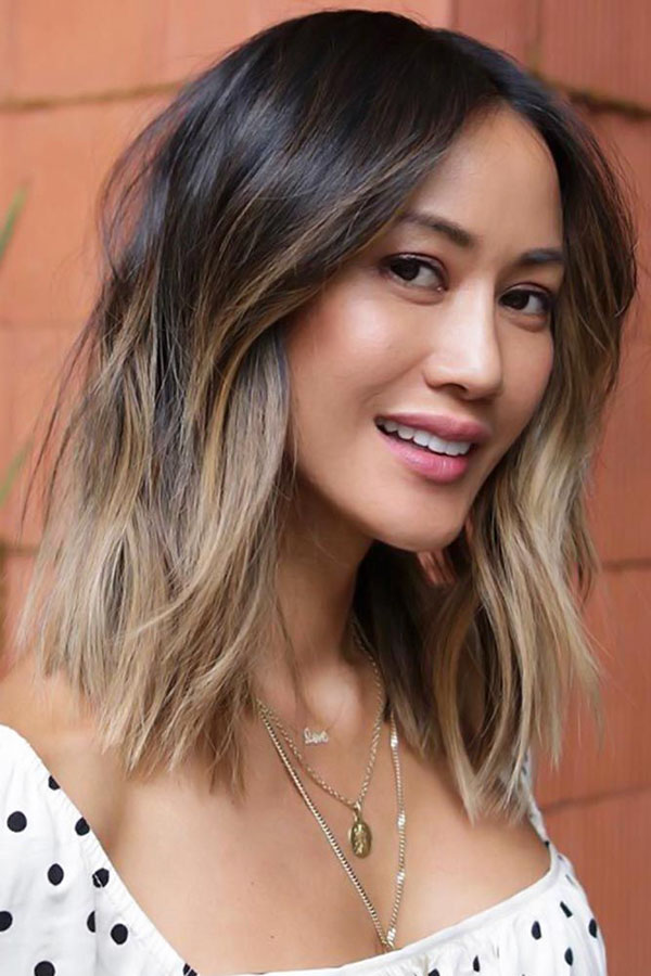 Ombre For Medium Brown Hair